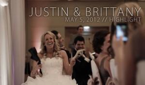 Justin & Brittany – May 5, 2012 // Highlight