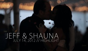 Jeff & Shauna – July 14, 2012 // Highlight