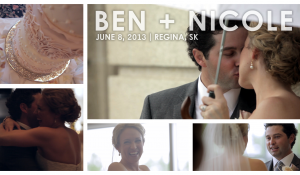 Ben & Nicole – June 8, 2013 // Highlight