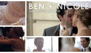 Ben & Nicole – June 8, 2013 // Highlight